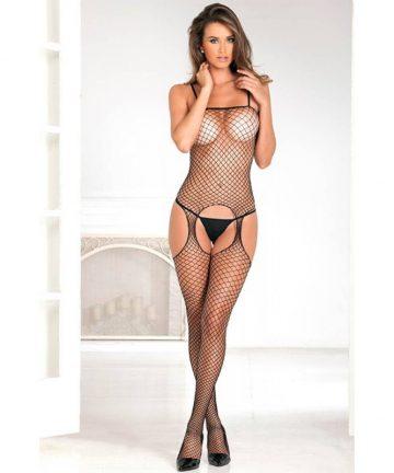 Net Suspender Bodystock