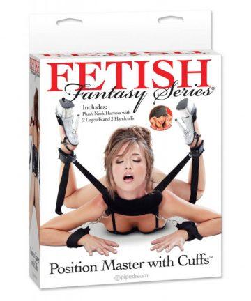 фетиш фантазия - Position Master With Cuffs — 3
