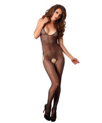Мрежа за тяло в цял ръст - Suspender Bodystockings