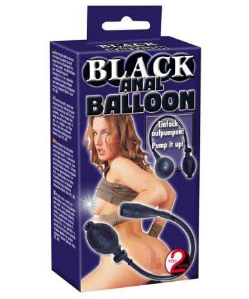 Надуваем анален балон за изпълваща наслада - Anal Balloon — 5