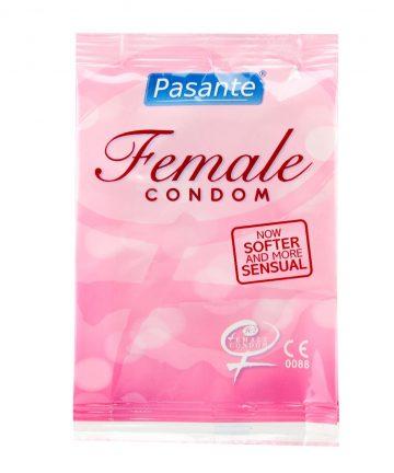 Женски презерватив