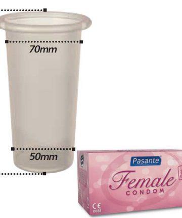 фемидом - Pasante Female Condom — 2