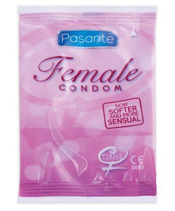 фемидом - Pasante Female Condom — 3