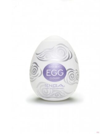 Мастурбатор яйце за небесен оргазъм - Tenga Egg Cloudy