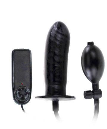 5см. - Bigger Joy Inflatable Penis