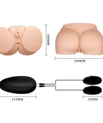 вагина и анус – Crazy Bull 8 — 4