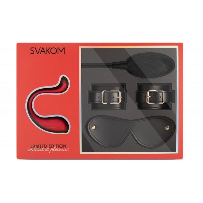 Подаръчен комплект за интимни експерименти - Limited Kit Box