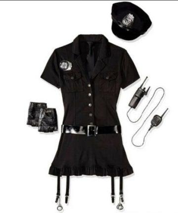 мръсна полицайка - Dirty Cop S/M — 3